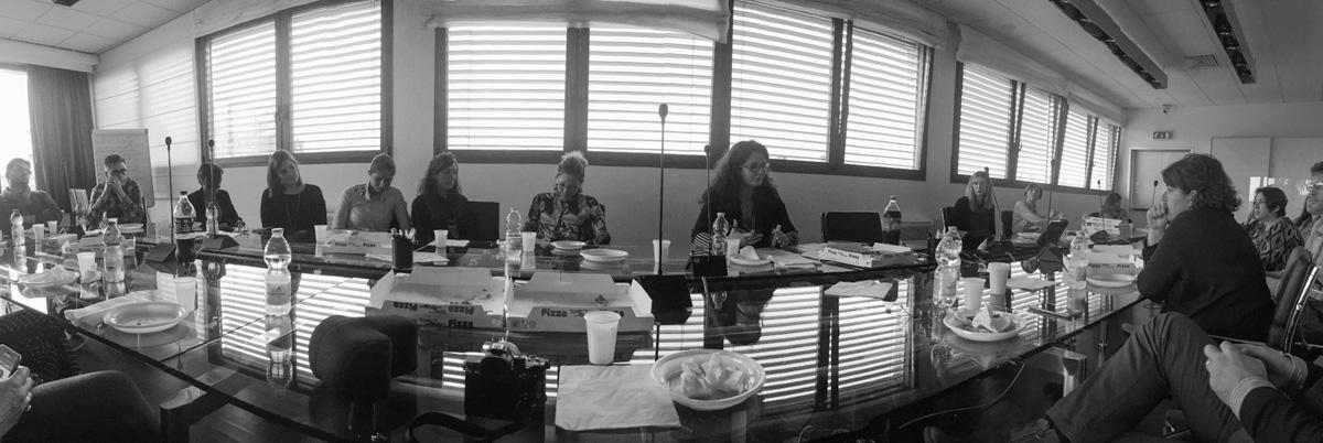 Katia de luca ospite del pranzo cooperativo: il 40° congresso Legacoop entra in CNS