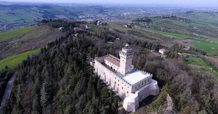 Rocca delle Caminate a Meldola (FC)