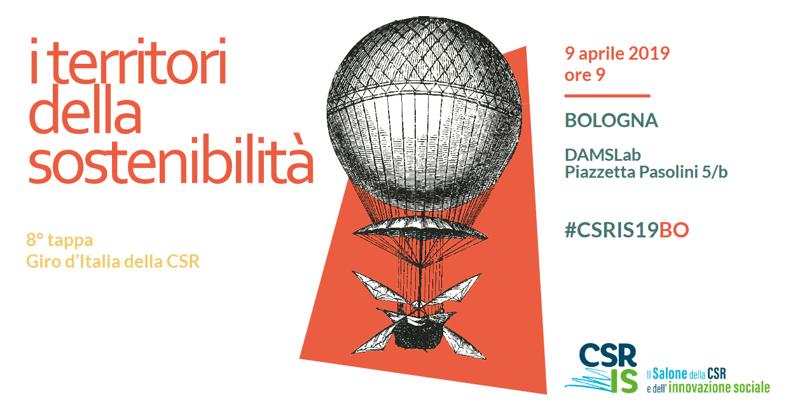 I territori della sostenibilità - Salone CSR a Bologna
